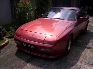 RJ Sports And Classic Cars - Fast car 361